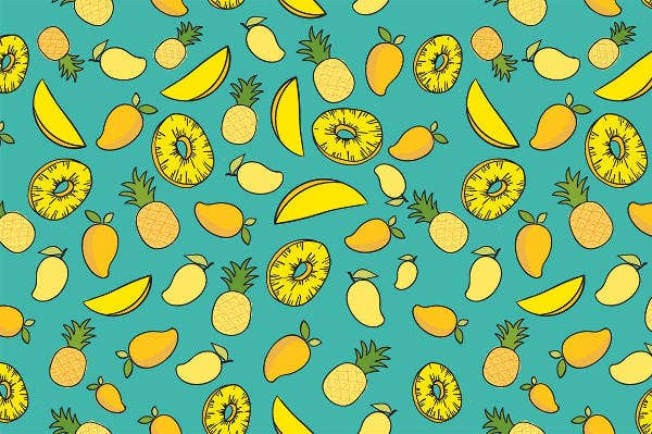 8+ Summer Photoshop Patterns | Free & Premium Templates