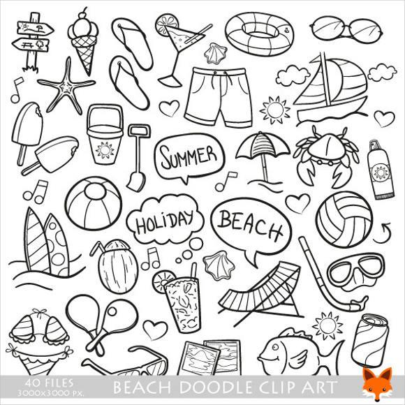 beach-holiday-icons