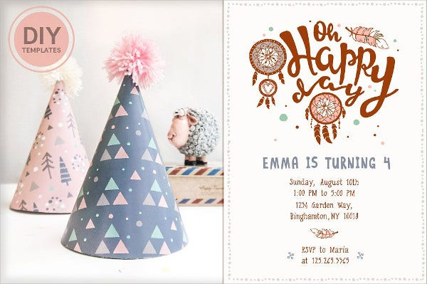 diy-birthday-invitation-card