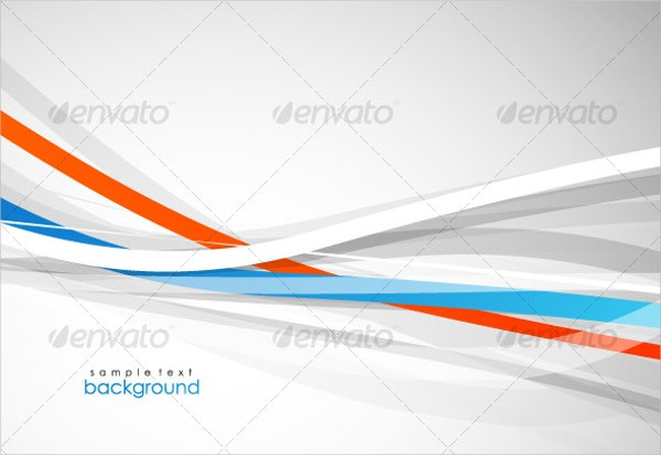 Abstract Line Vector
