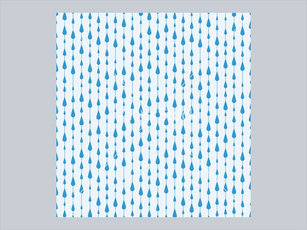 rain dropplets vector