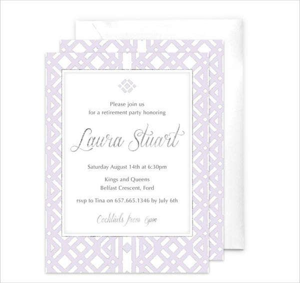 Dinner Invitation Templates – Professional Invitation Template