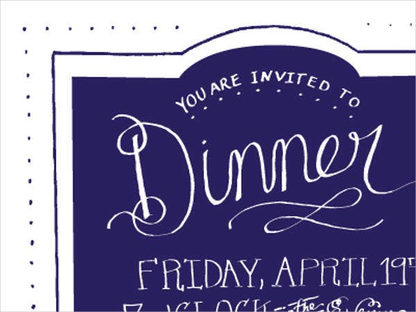 free-sample-dinner-invitation