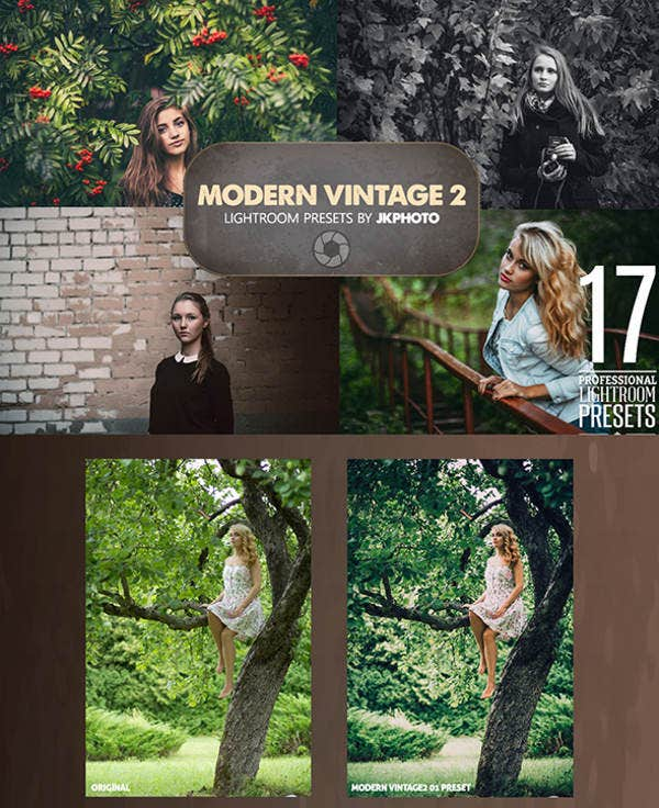 Modern Vintage Photography