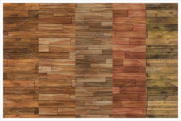 Abstract Parquet Texture