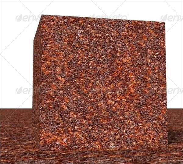 Rusted Metal Wall Texture