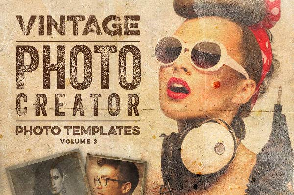 vintage art photography