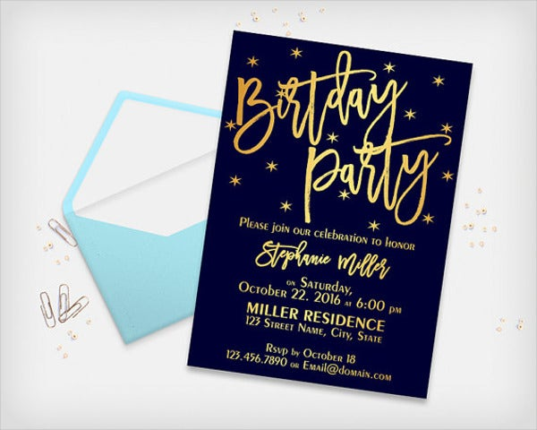 elegant-birthday-invitation-card