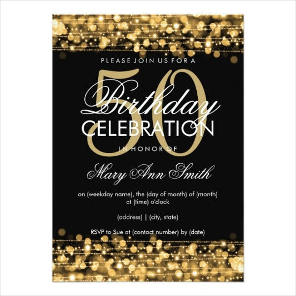elegant-50th-birthday-invitation