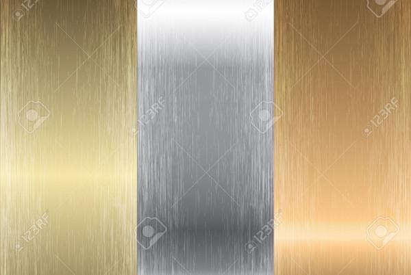 Vector Brass Texture