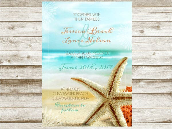 disney beach wedding invitations3