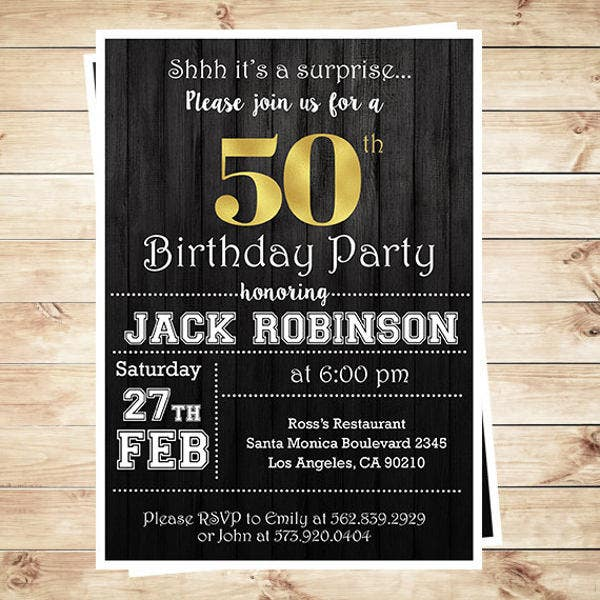 50th-birthday-party-invitation