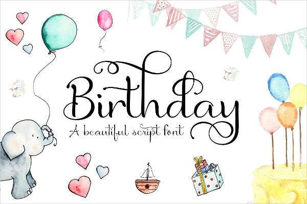 Birthday Invitation Format Templates Free Premium Templates - Birthday invitation in word