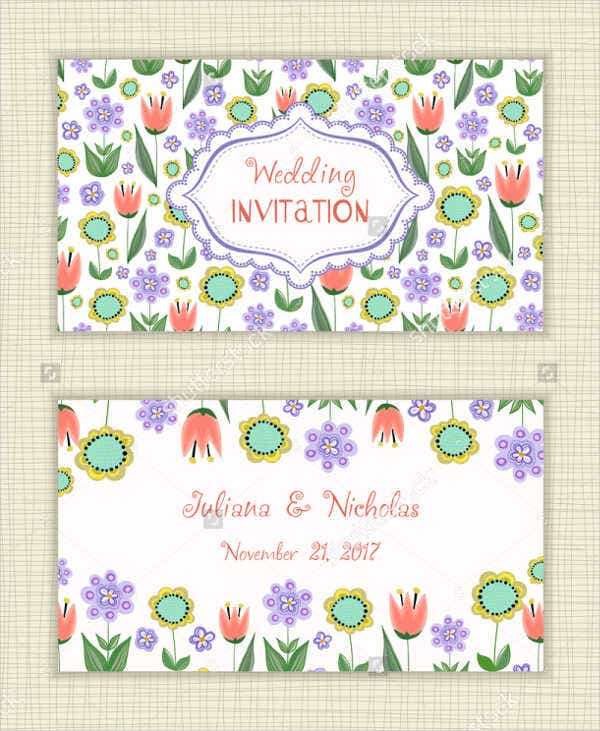 Animated Email Wedding Invitations