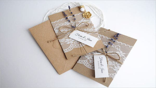45 wedding invitations in word