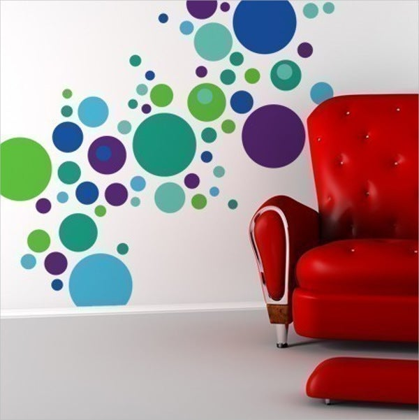 bubble-wall-stickers