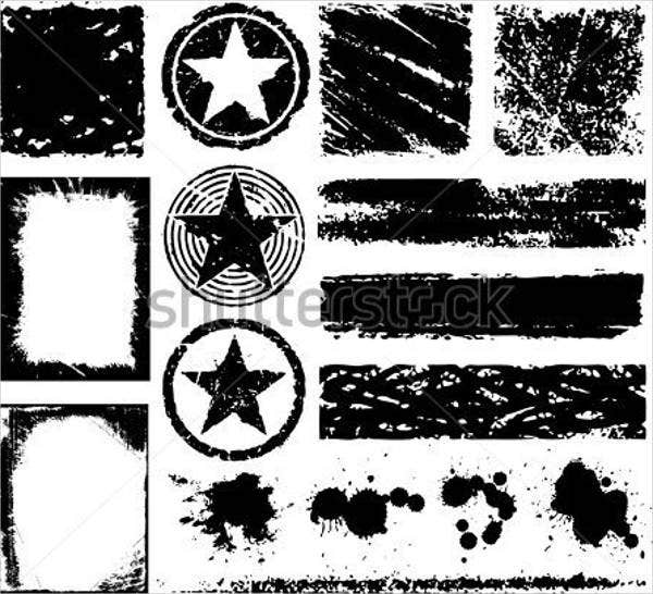 grungy-star-texture
