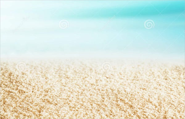 Tropical Beach Texture