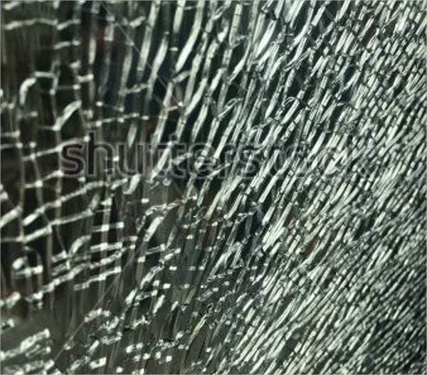 free broken glass texture