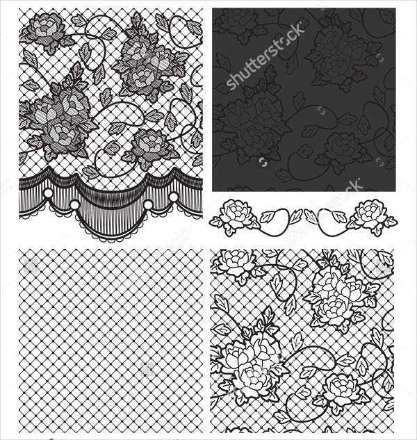 Gothic Lace Pattern