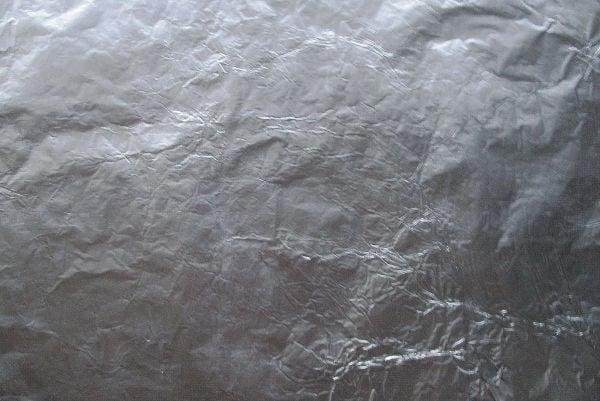Aluminum Foil Texture
