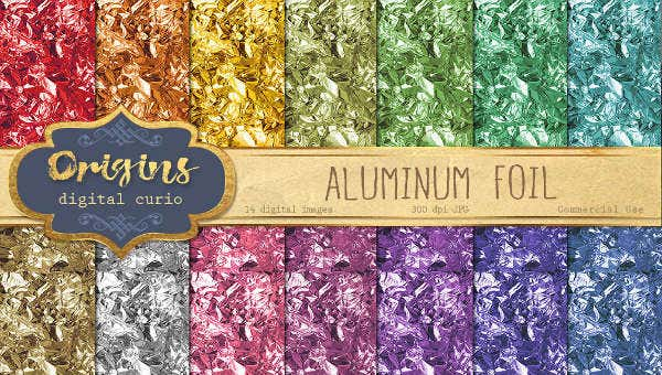 aluminum textures