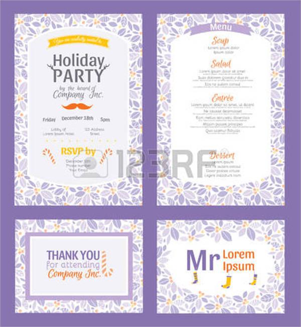 free printable party invitation