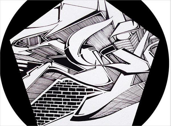 graffiti-letter-sketch