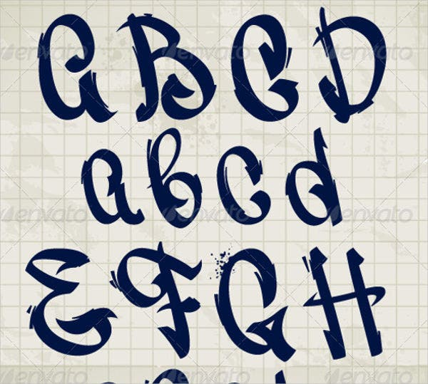 graffiti-alphabet-sketch