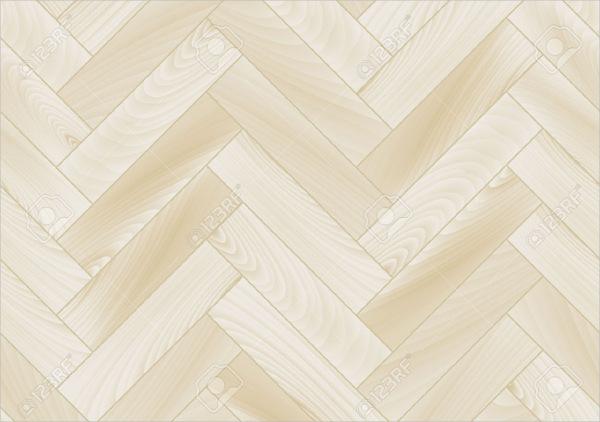 Wood Floor Chevron Pattern