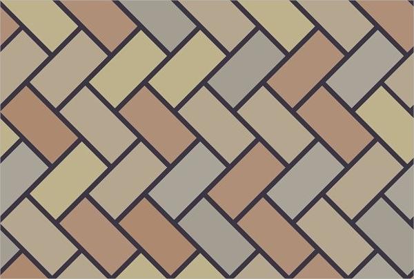 Seamless Wood Floor Pattern