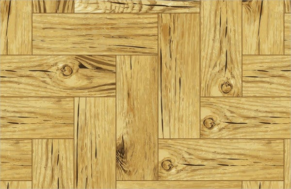 Wood Floor Pattern Vector