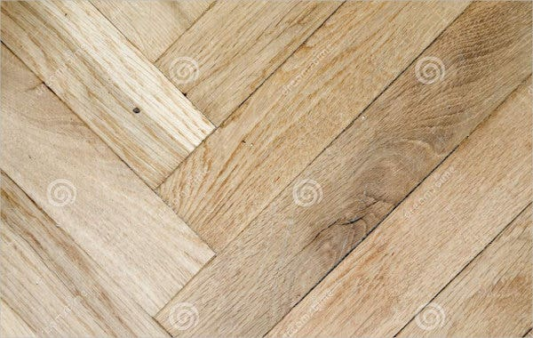 Abstract Wood Floor Pattern