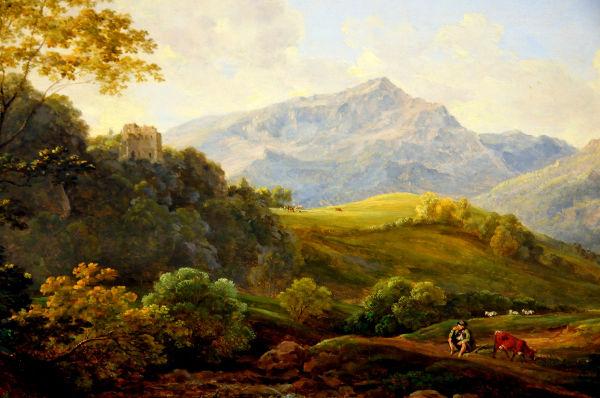 landscape nature painting1