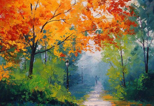 9+ Nature Paintings | Free & Premium Templates