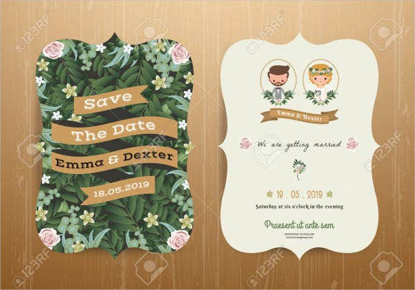 free wedding anniversary party invitation