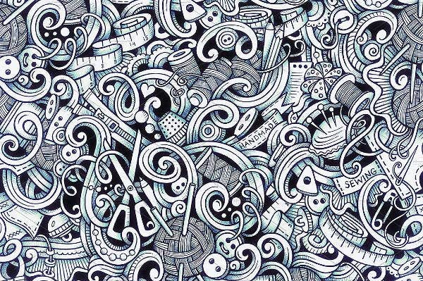 handmade-doodle-pattern