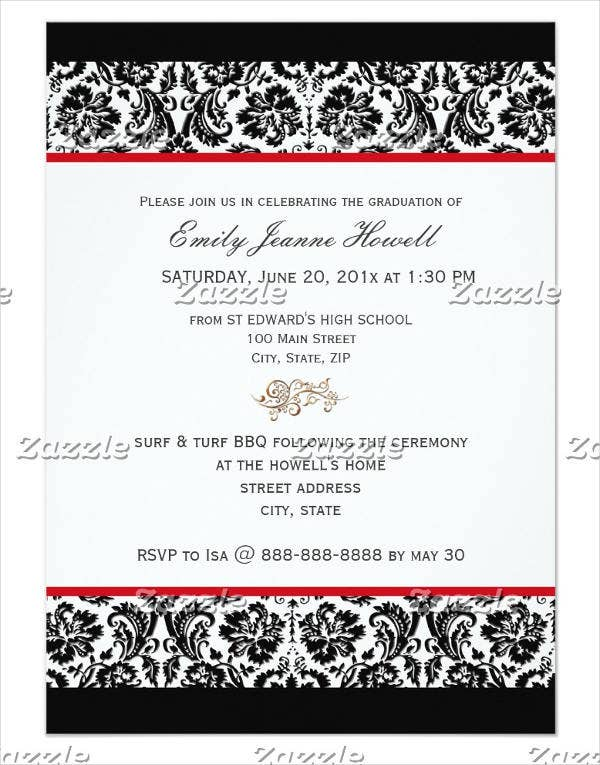 diy graduation invitation1