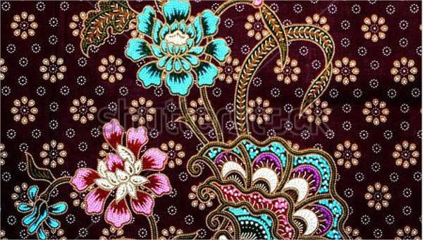 9  batik patterns