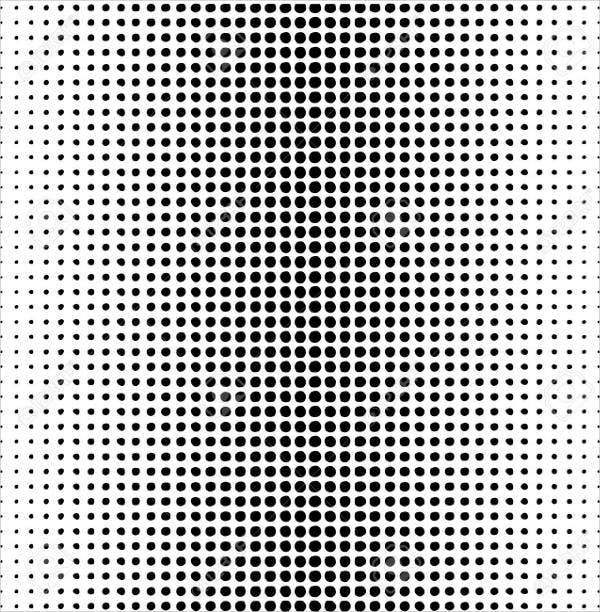 halftone-dot-pattern