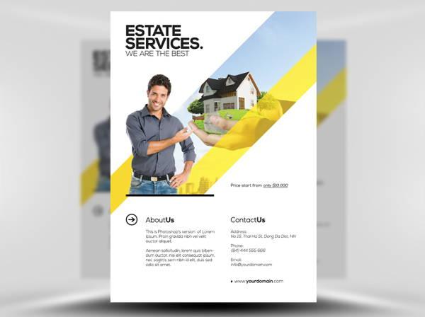 realtor-service-flyer