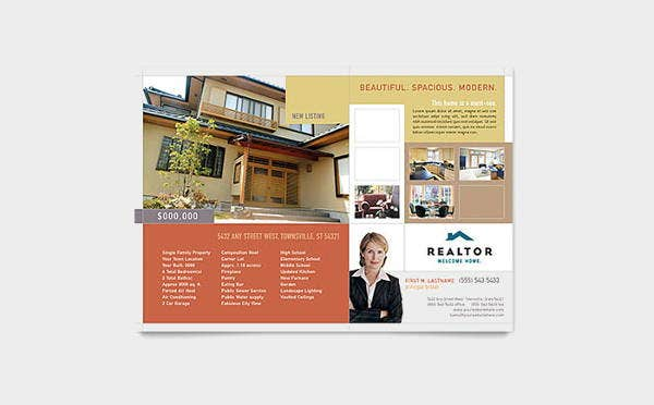 9 realtor flyers printable psd ai vector eps format for Design agency usa