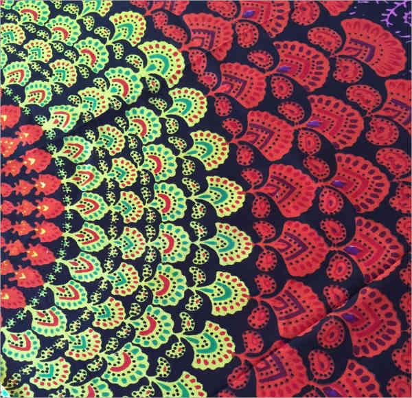 Hippie Boho Pattern