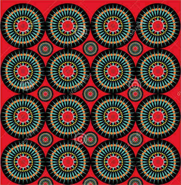 Modern Hippie Pattern