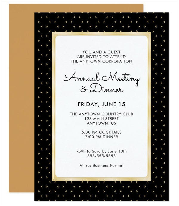 annual-dinner-invitation-card