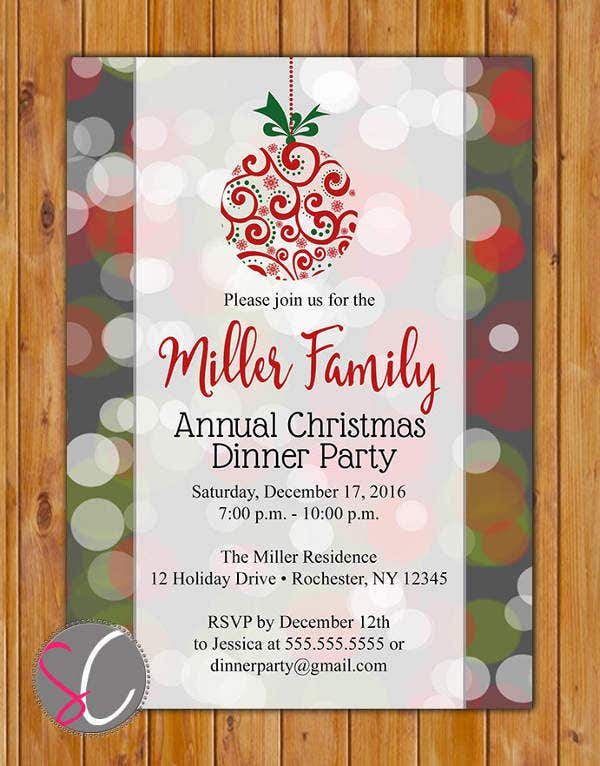 annual-christmas-dinner-party-invitation