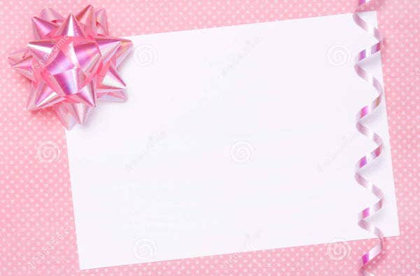 sample blank party invitation