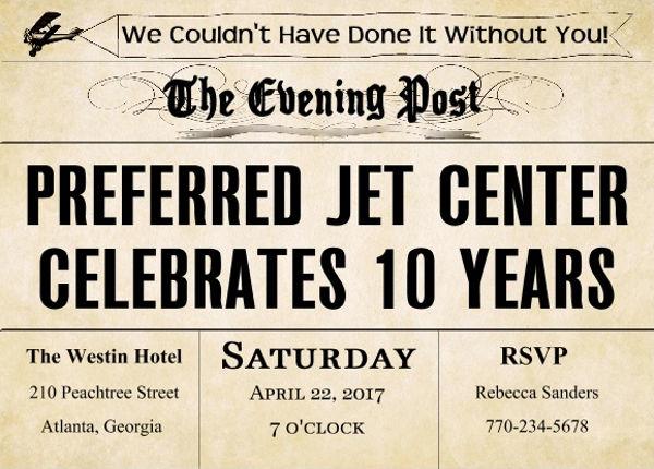 Corporate Event Invitation Format