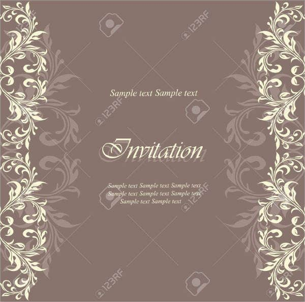 free sample engagement party invitation