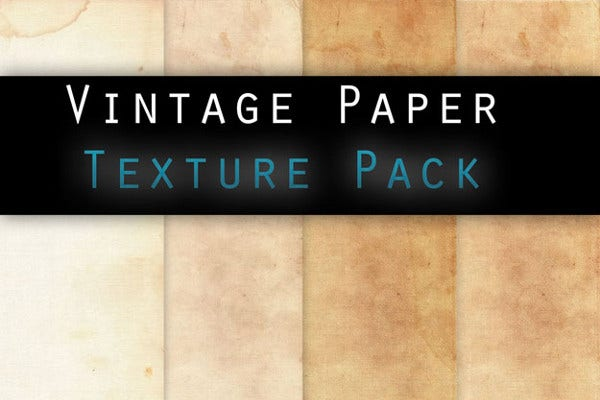 Seamless Vintage Paper Texture